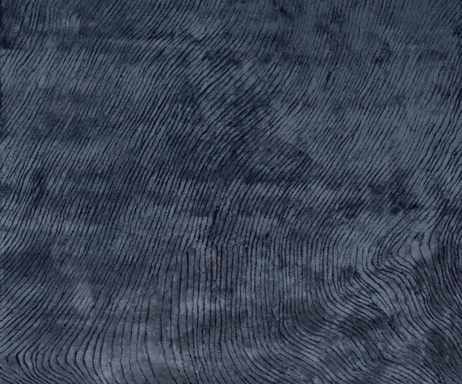 Dywan Carpet Decor Canyon Dark Blue Handmade by Maciej Zień