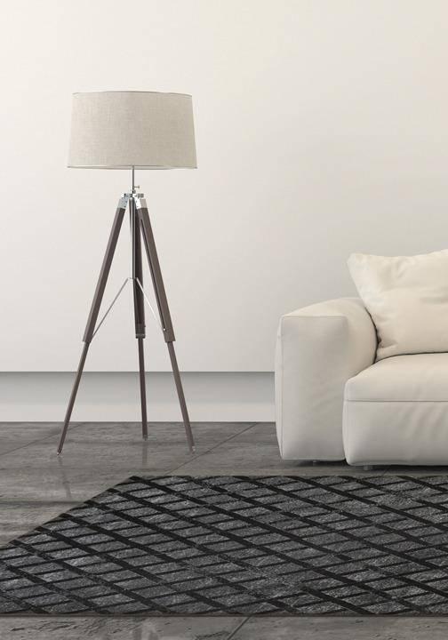 Dywan Carpet Decor Ferry Dark Shadow