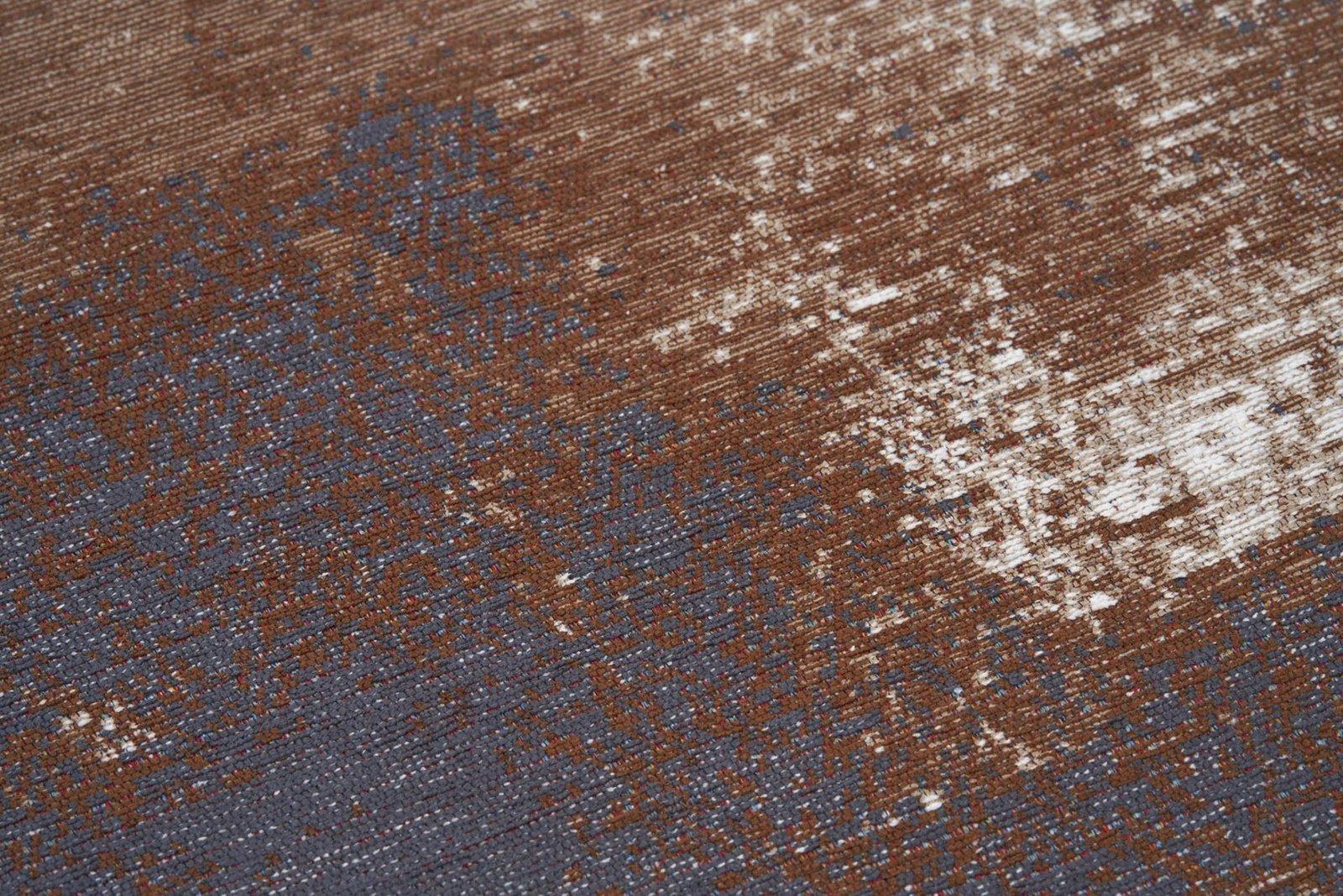Dywan Carpet Decor Rust Grey