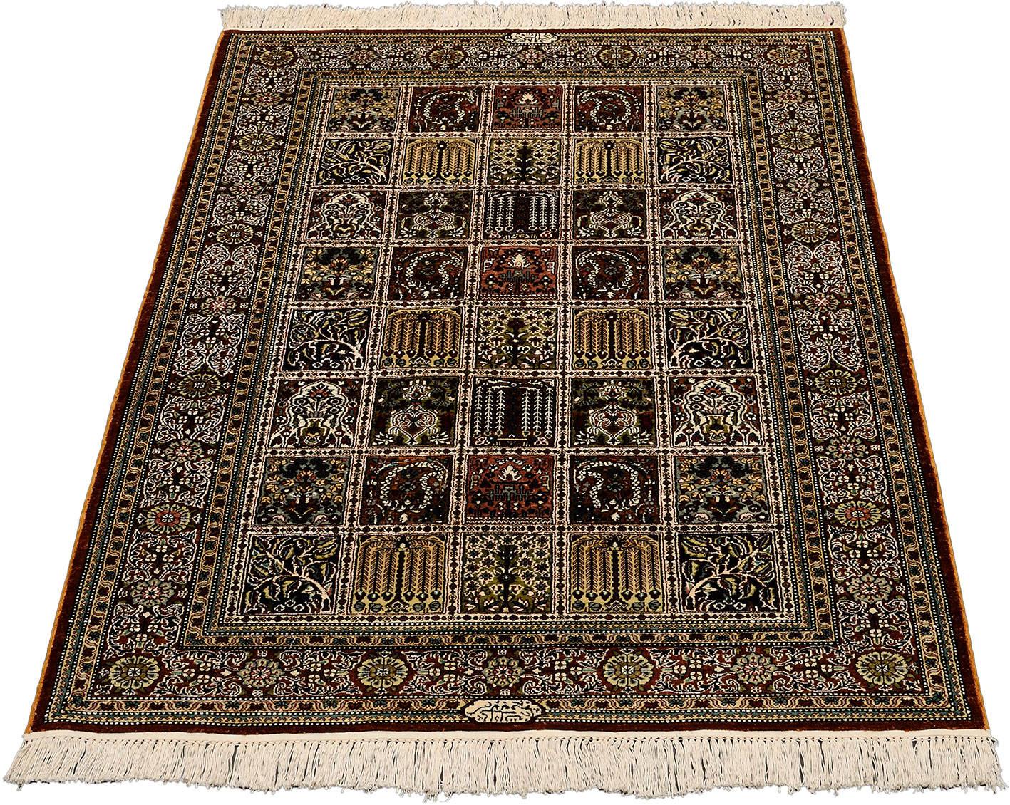 Dywan Jedwabny Ghom Silk 152 x 93 484012