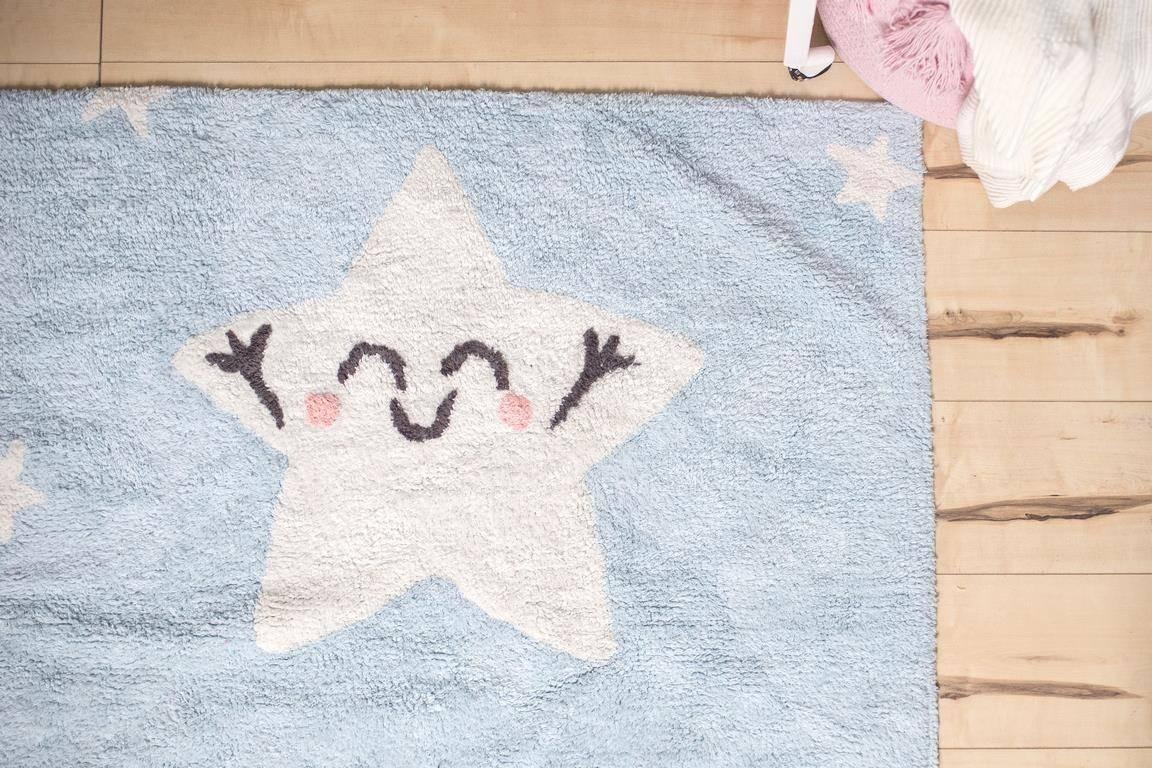 Dywan Lorena Canals Mr Wonderful Happy Star 120x160
