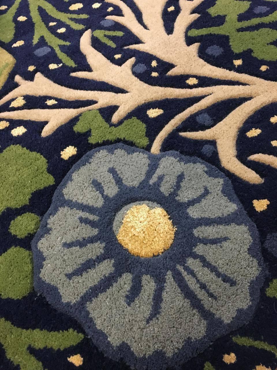 Dywan Morris&Co Seaweed 28008