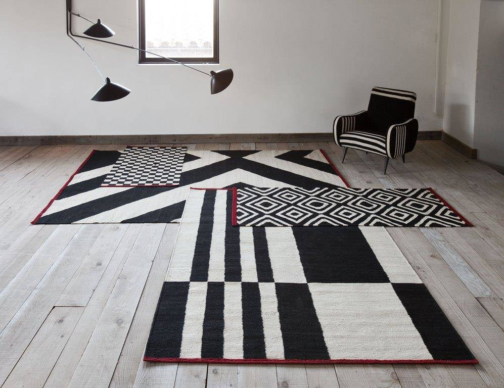 Dywan Nanimarquina Mélange Stripes 1