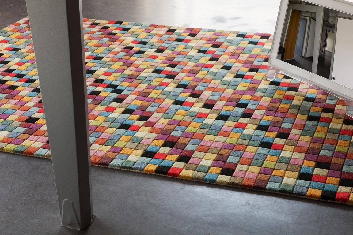Dywan Serge Lesage Candy Multi-Coloured