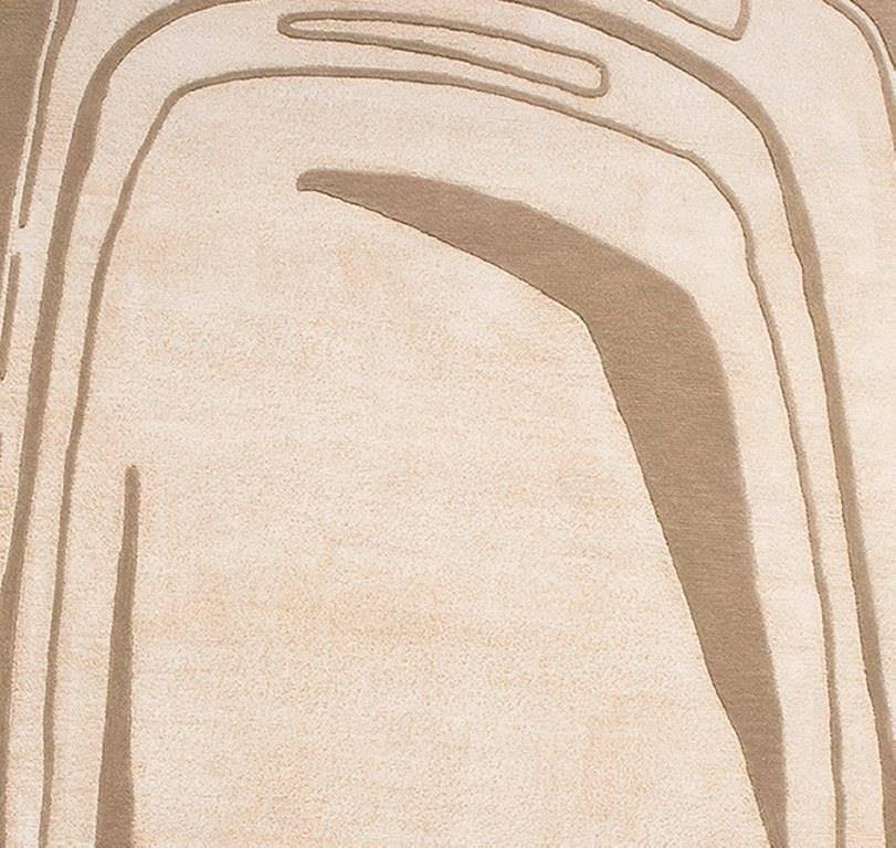 Dywan Toulemonde Bochart Fragment Beige