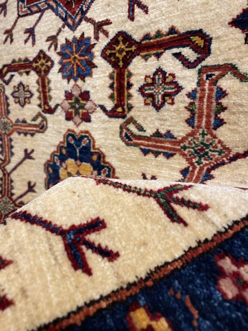 Dywan Wełniany Kazak Super Ziegler 118 x 170