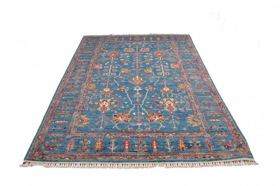 Dywan Wełniany Samarkand Shawal 95380 288x179