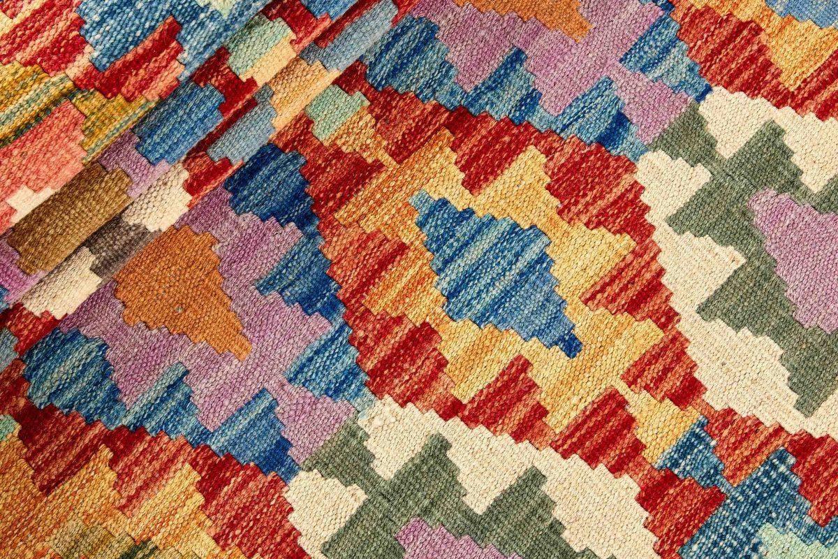 Dywan kilimowy  Afghan Kelim 1413205 79x206cm